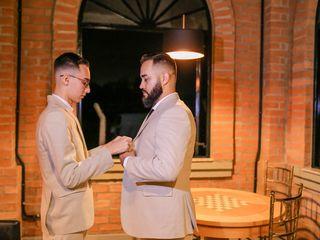 O casamento de Gyovanna e Diego 1