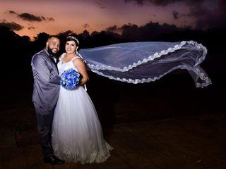 O casamento de Rosangela e Thiago