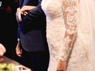 O casamento de Carina e Fellipe 1