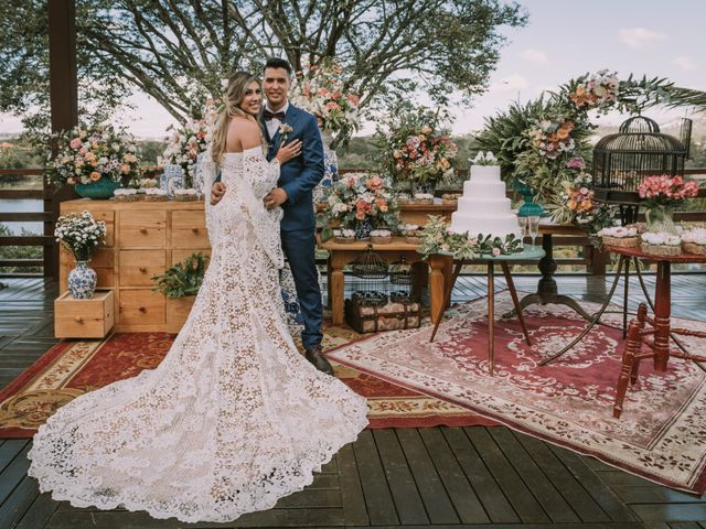 O casamento de Rafaela e Willian
