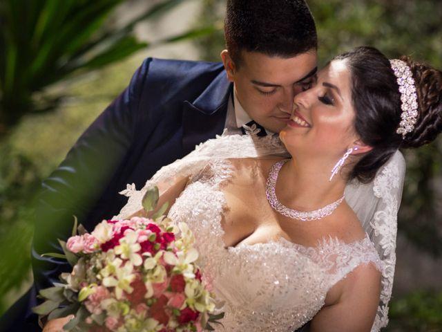 O casamento de Jacqueline e Gustavo
