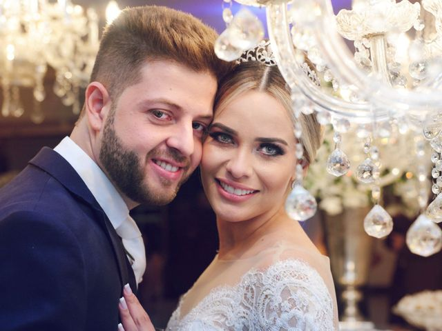 O casamento de Luana e Vinicius