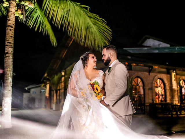 O casamento de Gyovanna e Diego