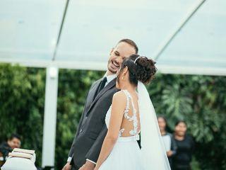 O casamento de Matheus e Sara