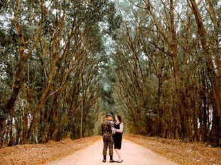 O casamento de Camily e Gean 1