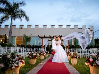 O casamento de Camily e Gean
