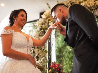 O casamento de Joice e Renato 1