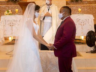 O casamento de Ari e Iris