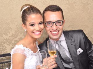 O casamento de José Henrique e Bianca