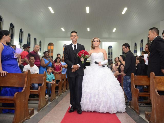 O casamento de Wilian e Nubia em Ribeirão das Neves, Minas Gerais 9