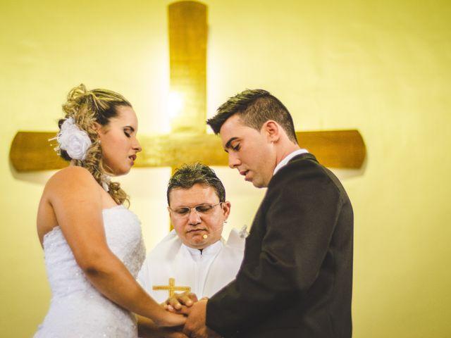 O casamento de Danielle e Átila