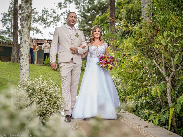 O casamento de Lara e Flavio