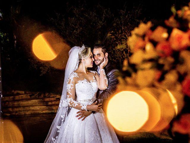 O casamento de Aiani e Thiago