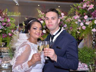 O casamento de Amanda e Carlos