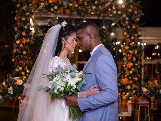 O casamento de Denise Luiza  e Natanielton Santos