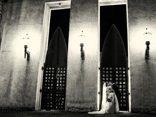 O casamento de Damaris e Thiago