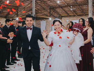 O casamento de Maiara e Joezer