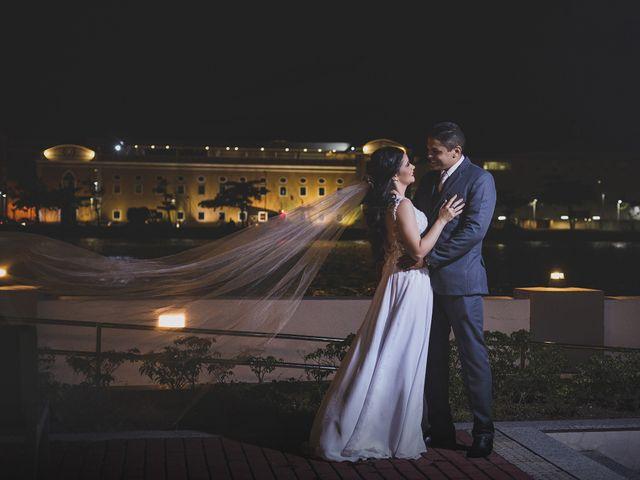 O casamento de Nydhya e Kleber