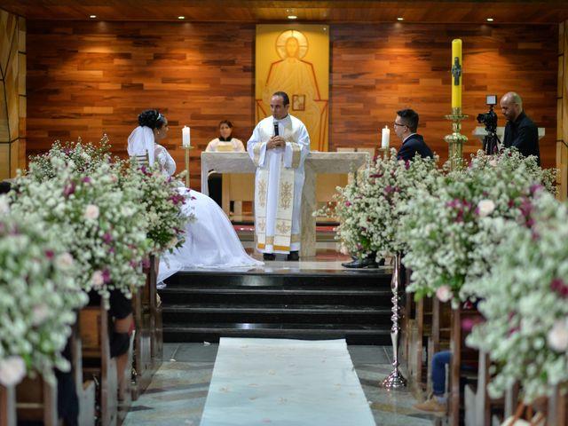 O casamento de Carlos e Amanda em Francisco Morato, São Paulo 9