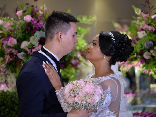 O casamento de Carlos e Amanda em Francisco Morato, São Paulo 1