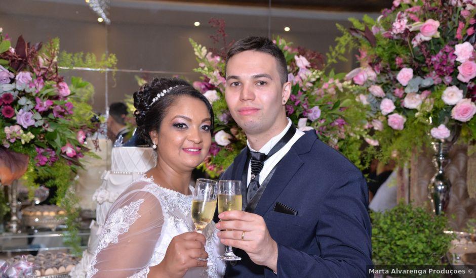 O casamento de Carlos e Amanda em Francisco Morato, São Paulo
