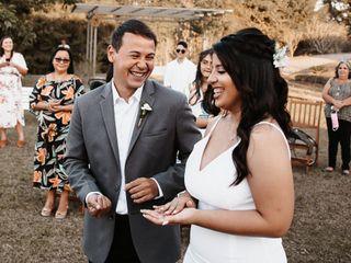 O casamento de Yasmin e Guilherme