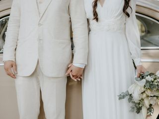 O casamento de Samuel e Ana Paula