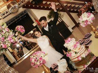O casamento de Thalyta e Alessandro