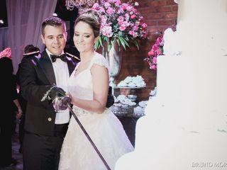 O casamento de Laryssa e Gustavo 1
