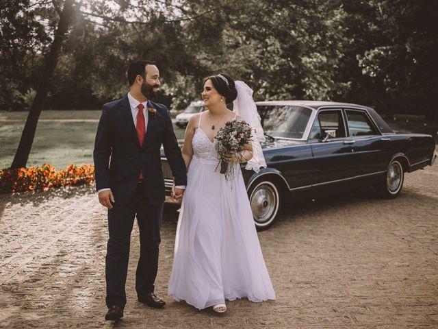 O casamento de Rhaissa e Fabiano