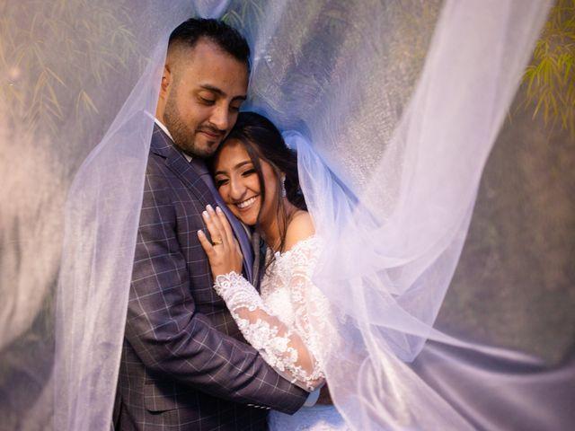 O casamento de Cálita e Cesar