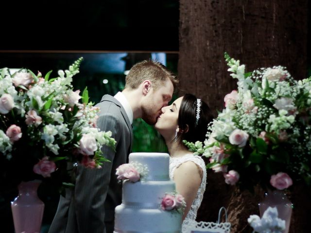 O casamento de Leonardo  e Marie Fernandes