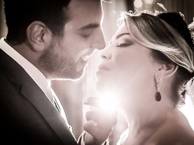 O casamento de Aline e Igor