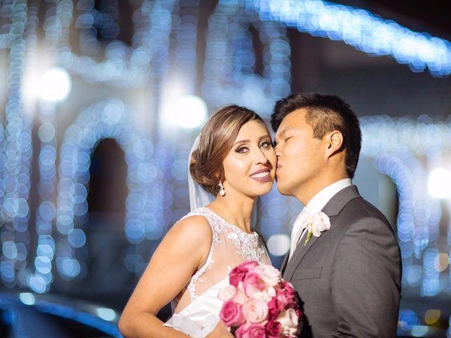 O casamento de Dayane e Daniel