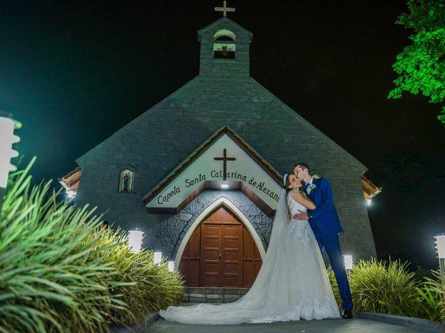O casamento de Thamyres e Marlon