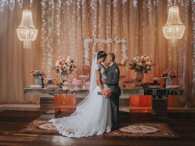 O casamento de Natália e Calebe