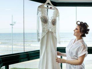 O casamento de Amanda e Vitor 1