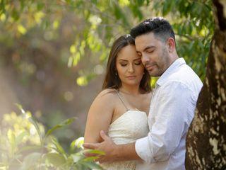 O casamento de Marilha e Davi 2