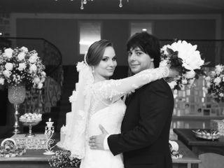 O casamento de Jéssica e Victor