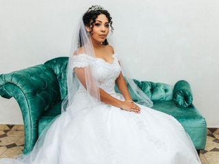 O casamento de Geovanna e Matheus