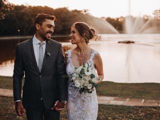 O casamento de Joyce e Tiago