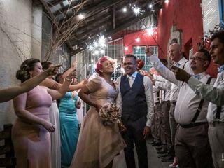 O casamento de Juliana e Paulo César