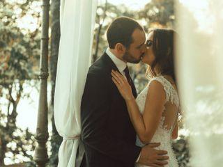 O casamento de Juliana e Henrique
