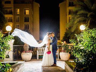 O casamento de Luana e Daniel