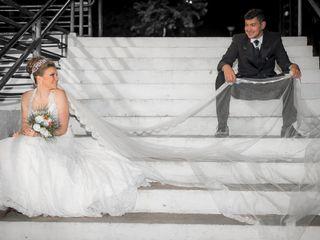 O casamento de Valquiria e Carlos