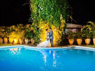 O casamento de Grazi e Lucas