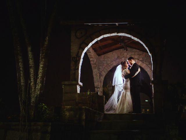 O casamento de Amanda e Vitor