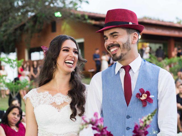 O casamento de Jennifer e Raphael
