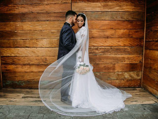 O casamento de Alicia e Vinicius