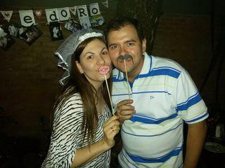 O casamento de Luciana e Rodrigo
